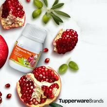 Love pomegranates? Enjoy more goodness. Now with olives!